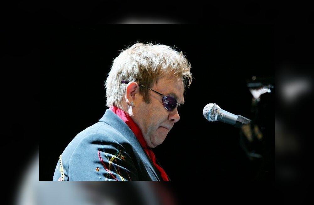 Sir Elton John 18