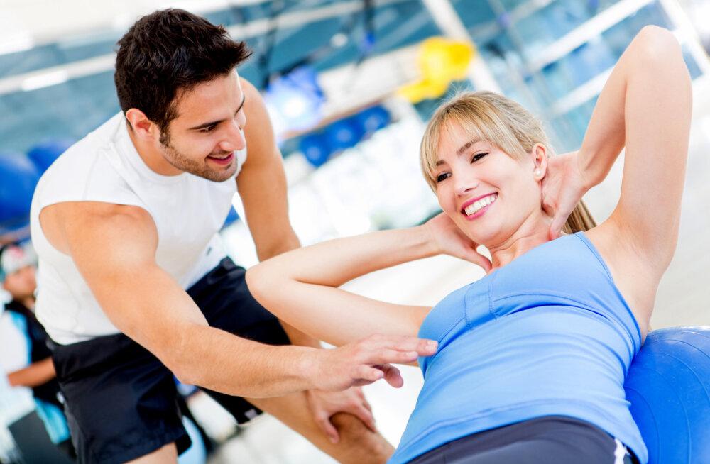 Rohkem kui lihtsalt personaaltreener: abielunaine jagab oma lugu treenerist, kes tahtis peale spordi ka midagi muud