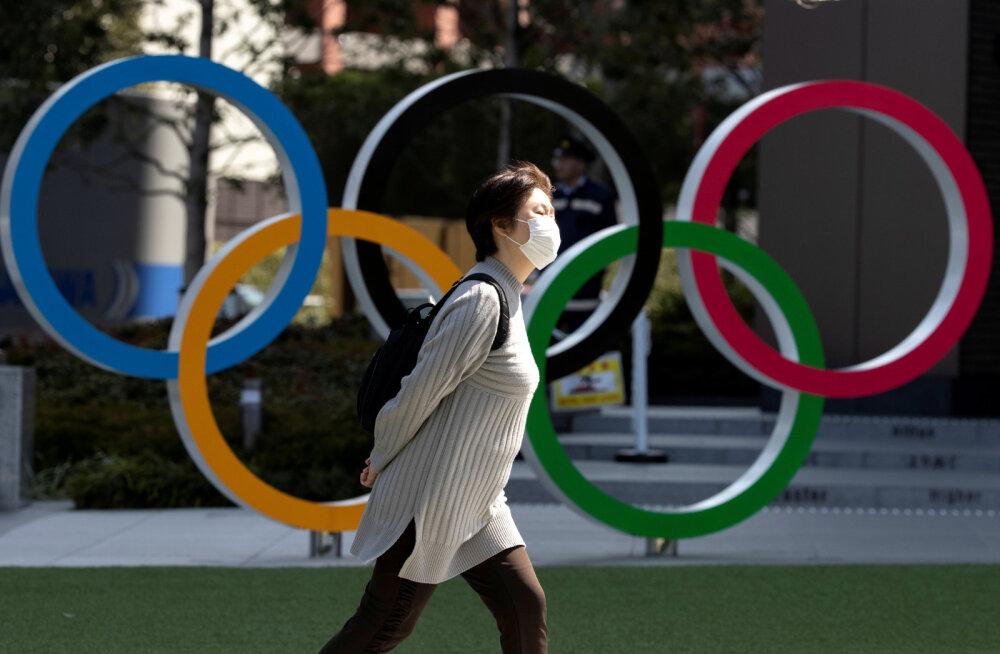 Reuters: olümpia korraldajad plaanivad mängud edasi lükata, koostamisel on stsenaariumid B, C ja D