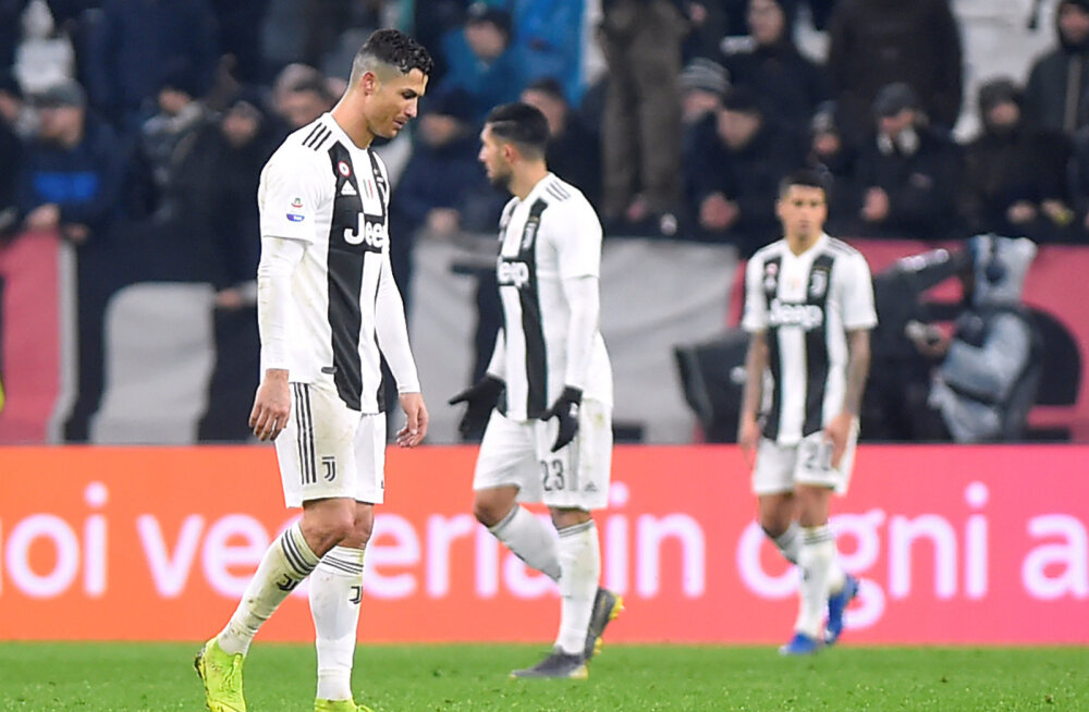 VIDEO | Ronaldo ja Messi lõid mõlemad kaks väravat, kuid jäid võiduta