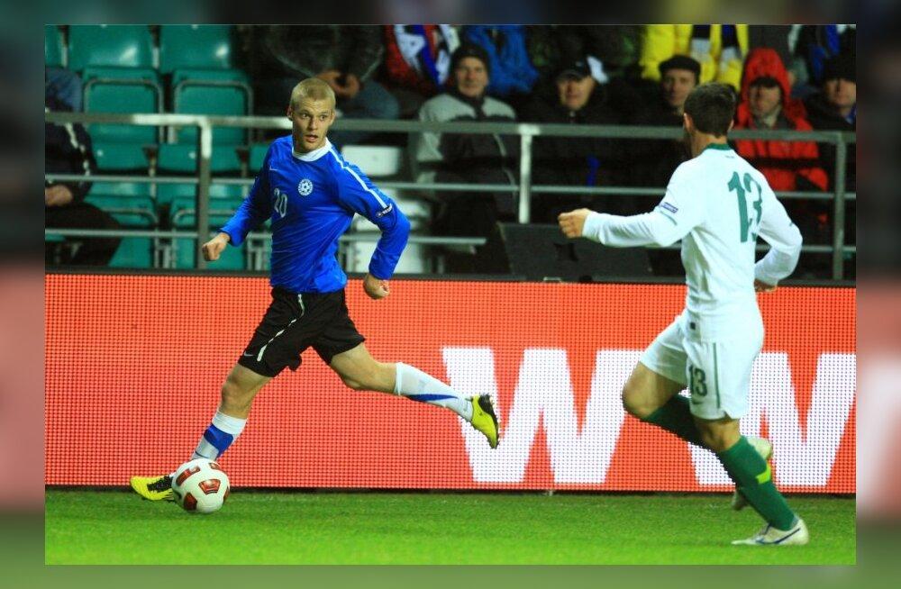 Kaimar Saag hakkab mängima Eesti esiliigas?