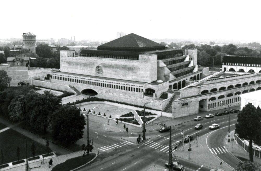 Rahvusraamatukogu hoonest sai kultuurimälestis