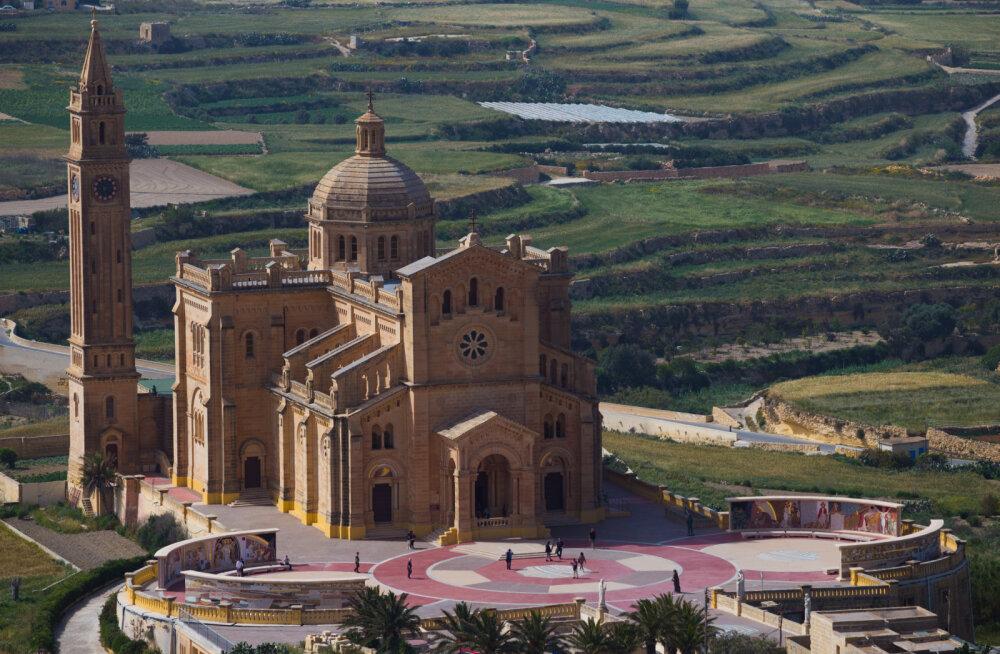 Vabatahtlikuna MALTAL | Pagan keset ristide merd