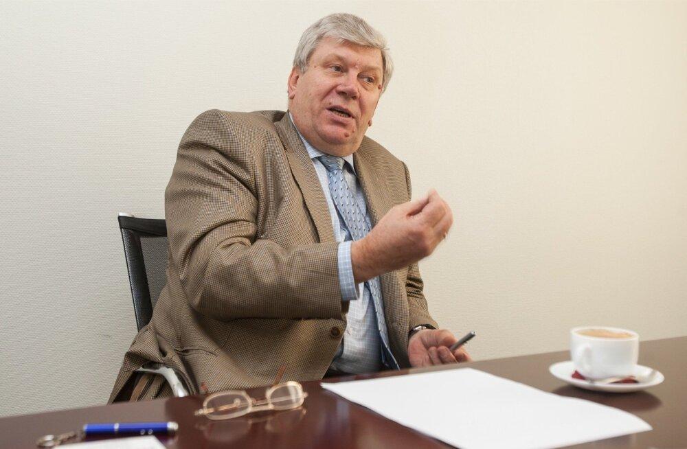 Anatoli Kanajev müüs oma firma sakslastele, kuid jätkab ise Transiidikeskuse AS-i nõukogus.