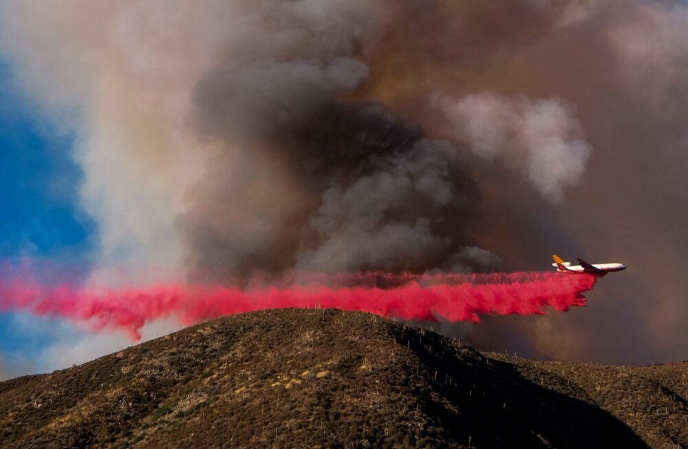 FOTOD: California maastikupõlengu eest evakueeriti üle 82 000 inimese