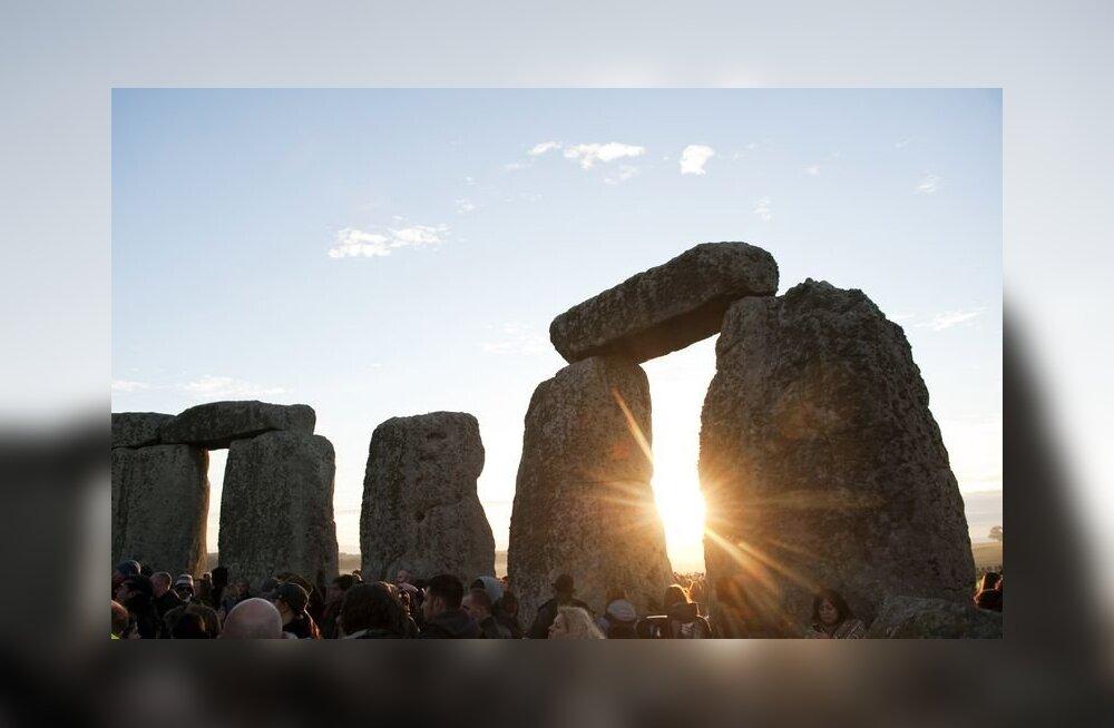 Stonehenge tähistab hoopis iidsete brittide ühinemist