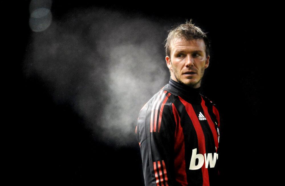 VIKTORIIN | David Beckham on aastate jooksul suutnud palju. Millega ta on ajalukku läinud?