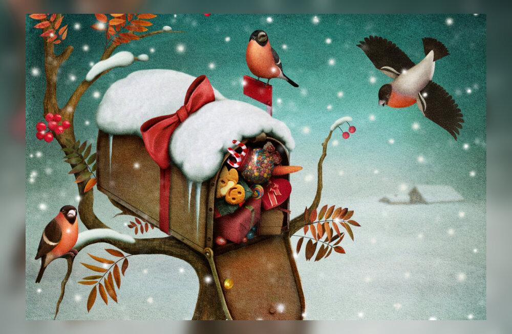 Rahvakalendri järgi algab jõuludest päikese uus võidukäik