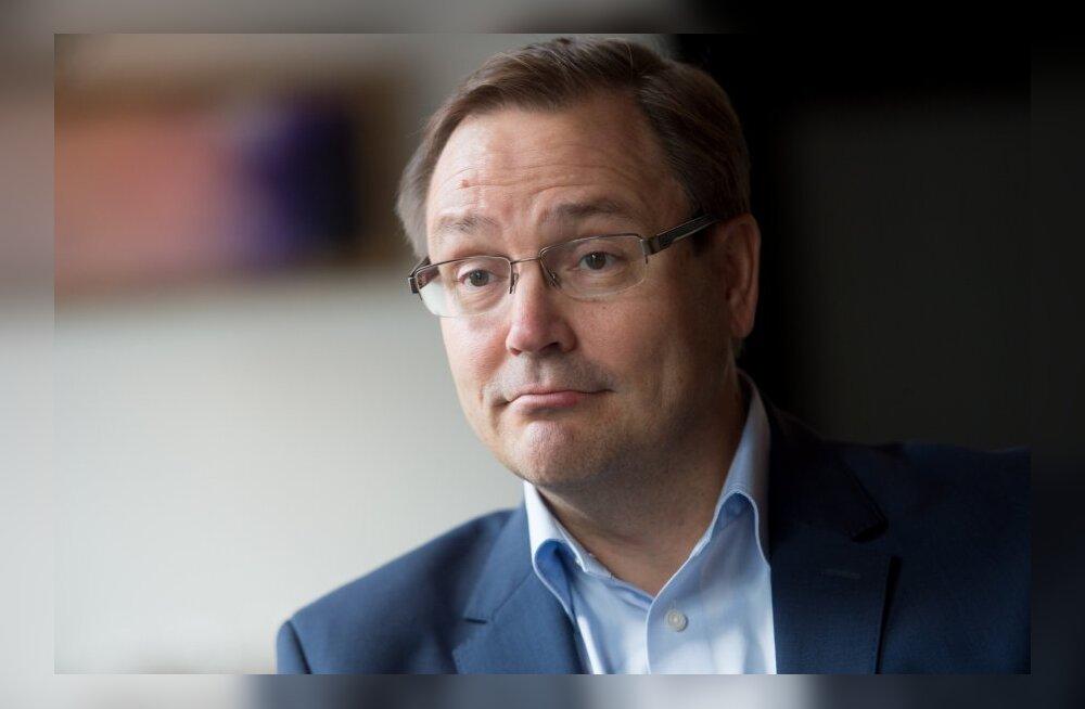Elisa juht Mattila: Eesti on digitaliseerimises Soomest märgatavalt eespool