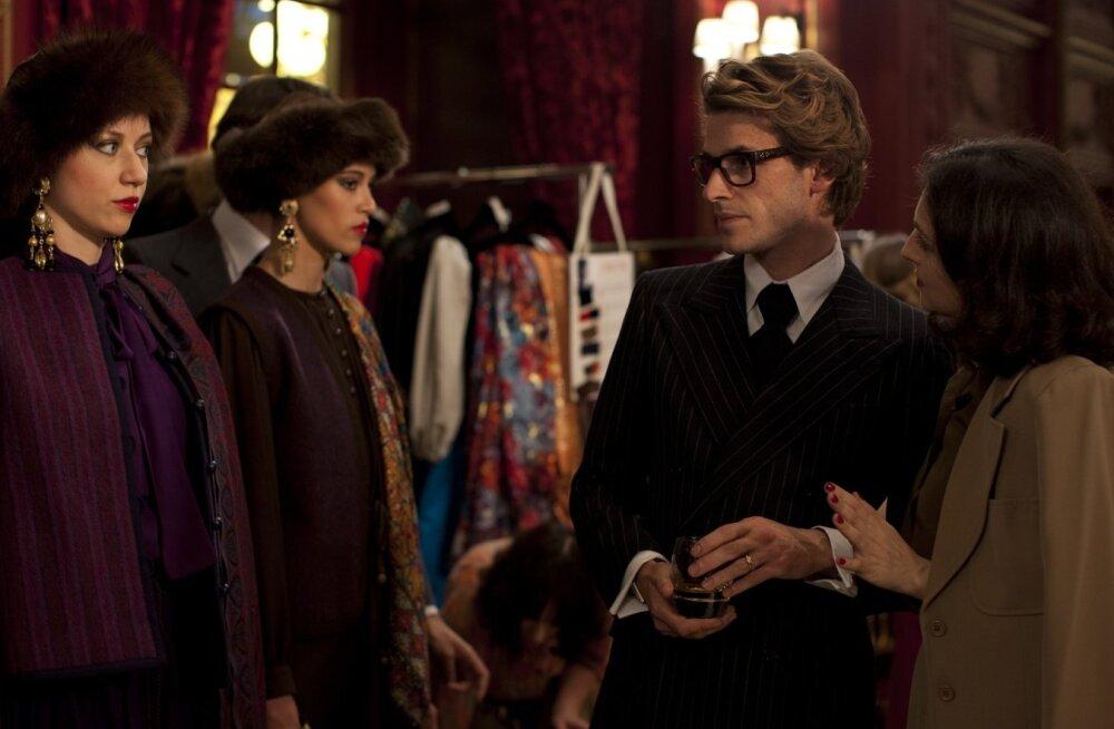 """Kaader Prantsuse ja Belgia ühistööna valminud filmist """"Saint Laurent""""."""