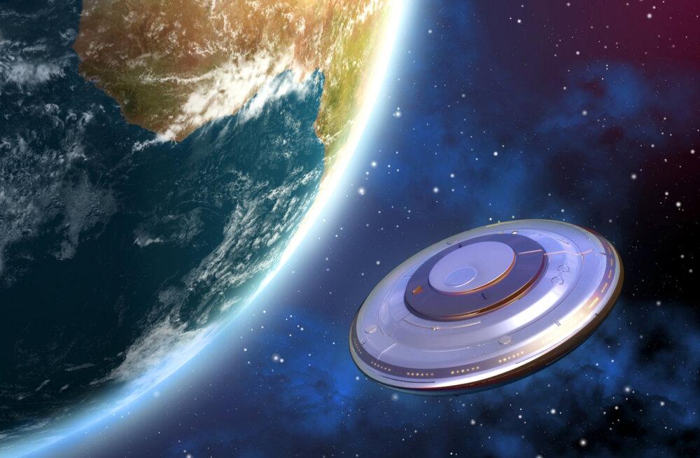 Suurbritannia teadlased: tulnukad võisid elu loomiseks Maa peale saata seemned kosmosest