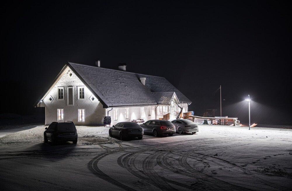 Кто ищет — тот всегда найдет. Необычный ресторан на юге Эстонии, о котором не расскажет ни один дорожный знак