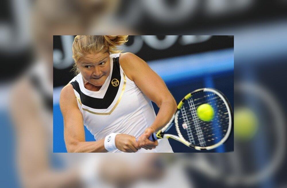 Dinara Safina, tennis