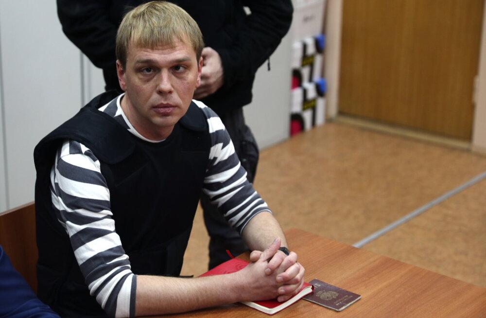 Venemaal süüdistatakse ajakirjanik Golunovi vahistanud politseinikke süütõendite võltsimises ja narkootikumide soetamises