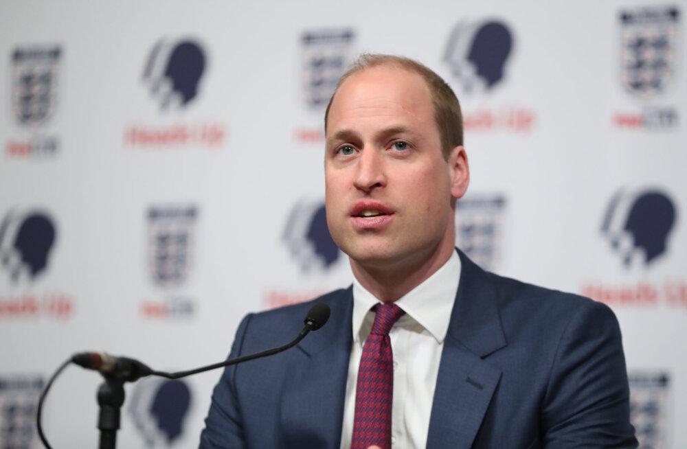 Uskumatu! Prints William kuulis enda seisusest eriti veidral viisil