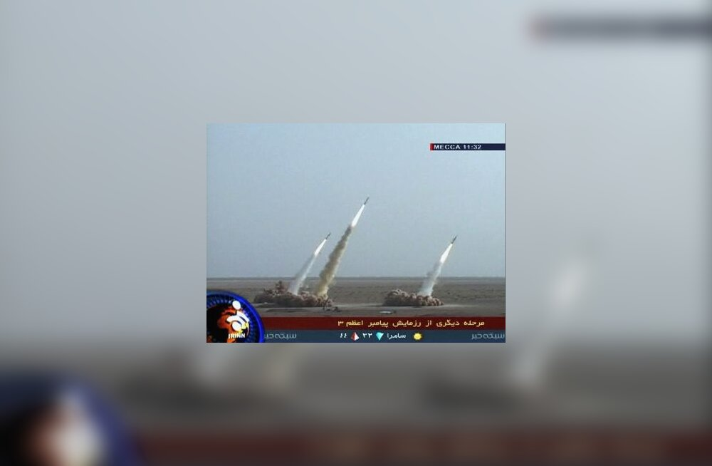 Iraan, rakett, shahab, tulistamine, õppus, sõda, sõjavägi, katsetus, armee