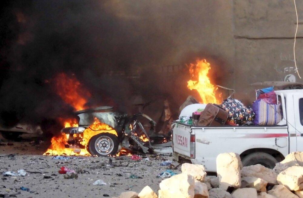 Islamiriik teatas, et on saavutanud täieliku kontrolli Ramadi linna üle Iraagis