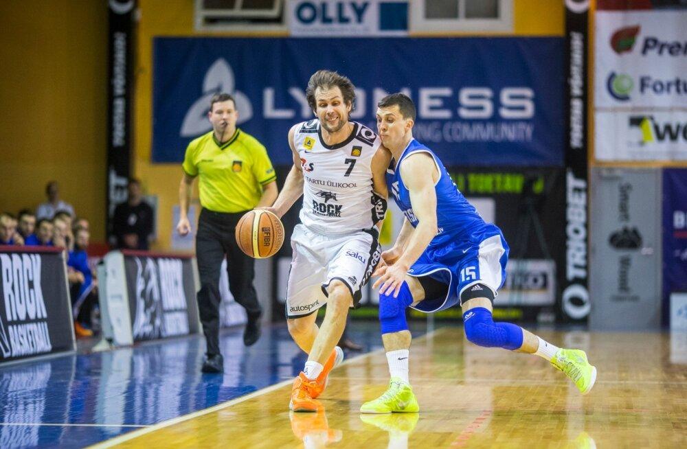TÜ Rock vs Ventspils