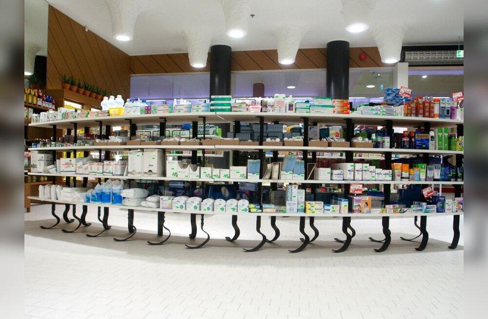 Ülikooli apteeke on Eestis nüüd vaid üks