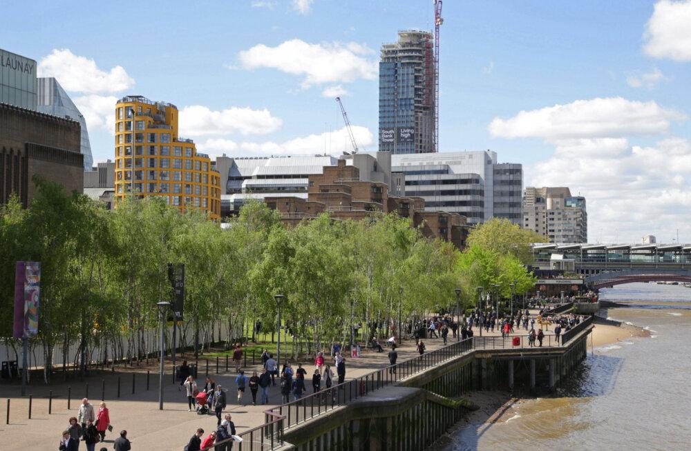 Лондон стал первым в мире парком-городом
