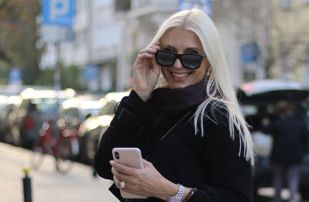 Ilutegija Helen Merila avaldab, milline mõju on koroonakriisil ilumaailmale: huulepulk ja ripsmetušš kuluvad ka kodus töötades ära