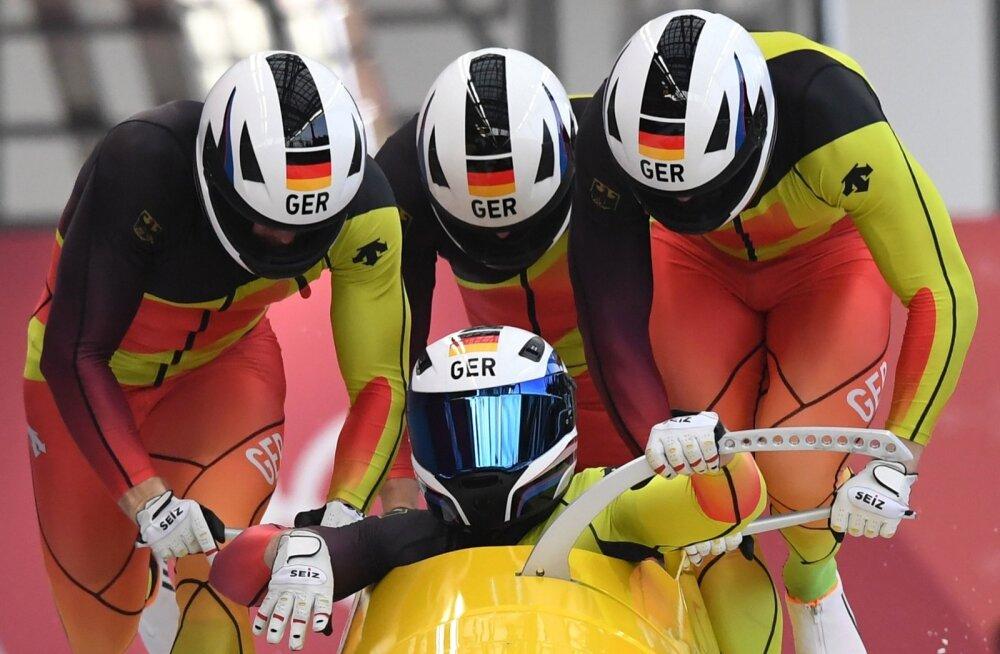 Olümpiavõitja Saksamaa