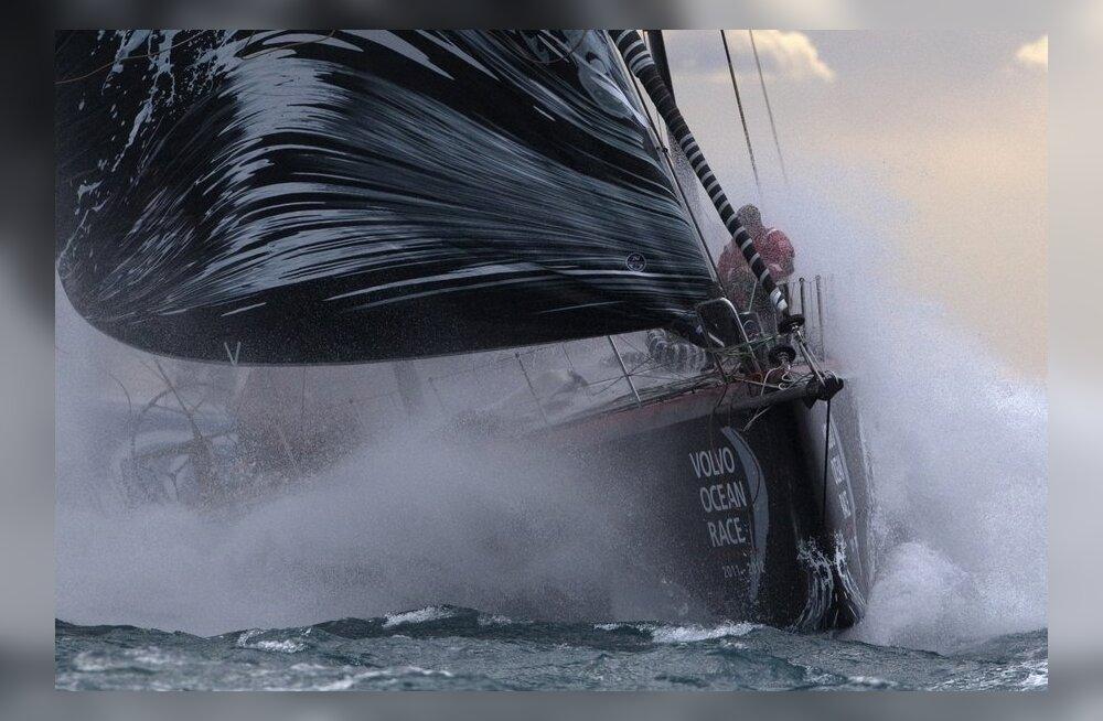 Maailma suurimate jahtide võidusõit Volvo Ocean Race
