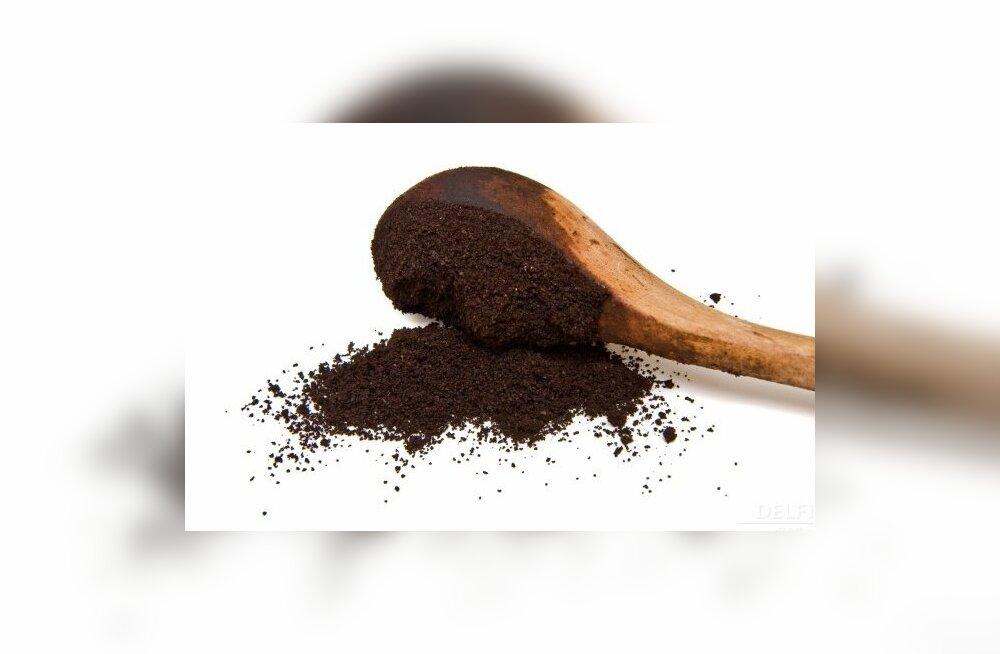 Teadlased avastasid kohviplekkide juures üllatava omaduse