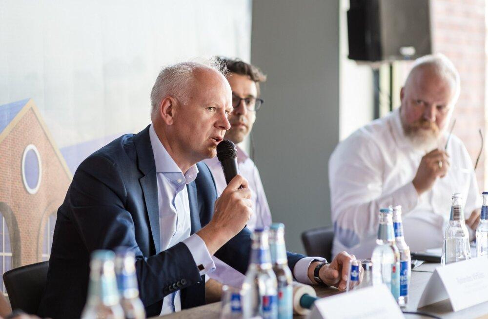Carlsbergi Baltimaade juht: aktsiisisõjas on kaks võitjat – Eesti ja Leedu