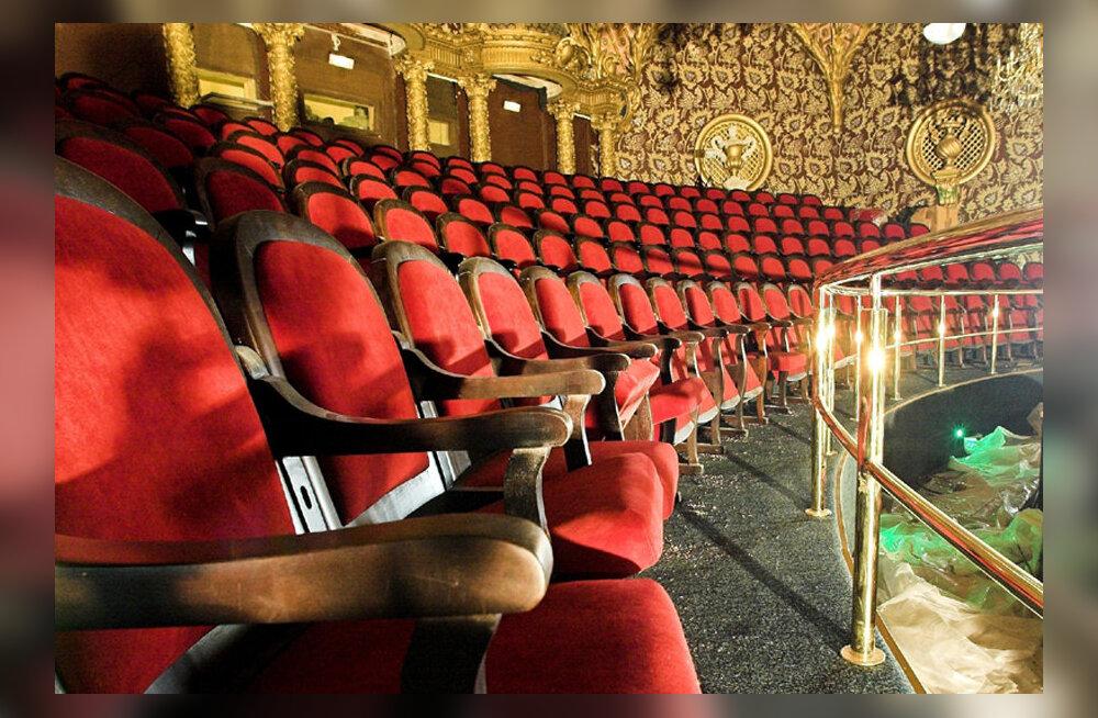 Vene teater sipleb nõiaringis