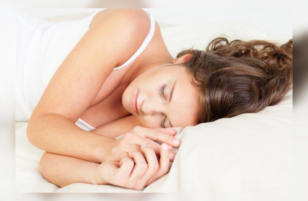 Mida reedab magamisasend sinu hingeelu kohta?