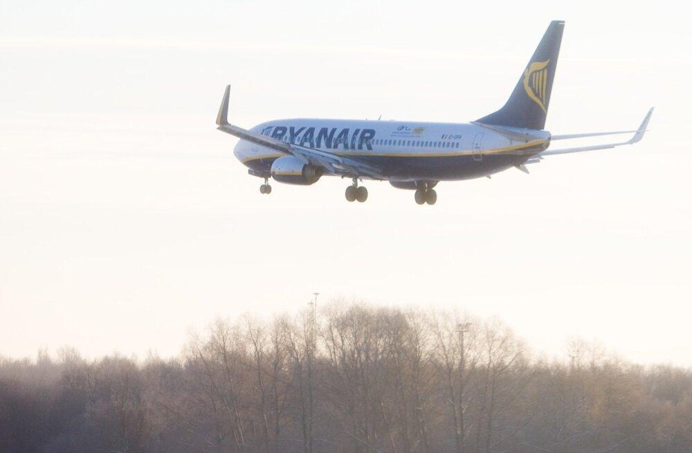 Авиакомпания Ryanair объявила об убытках и реструктуризации