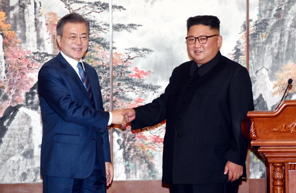 Põhja- ja Lõuna-Korea hakkavad üheskoos 2032. aasta suveolümpia korraldusõigust püüdma