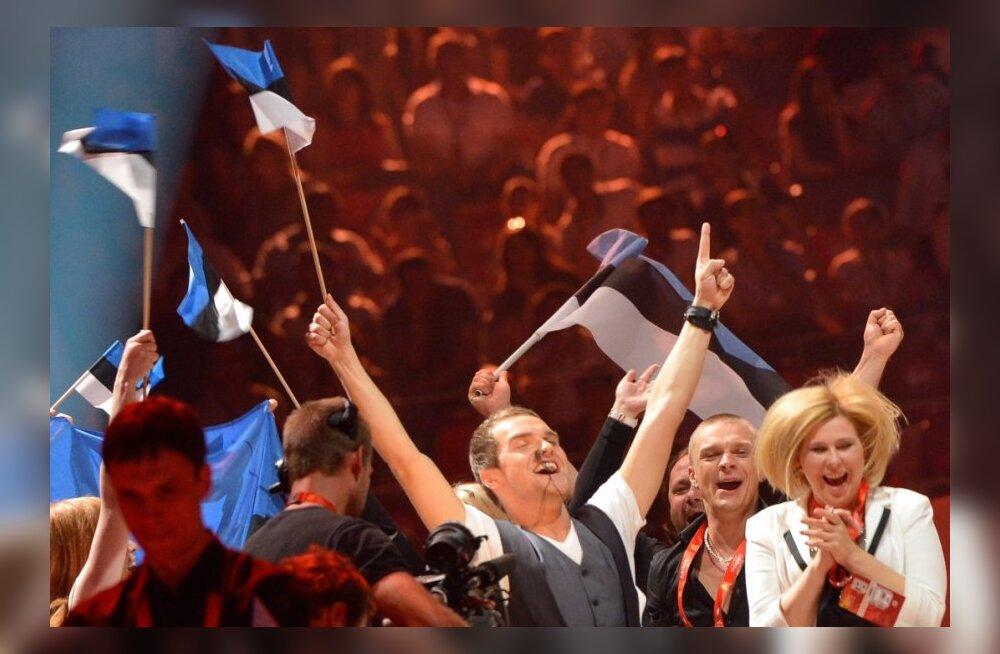 TÄNA: Vaata Eurovisiooni ja ela Otile kaasa!