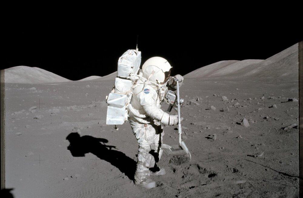 Mine Kuu peale! NASA otsib uuteks missioonideks astronaute