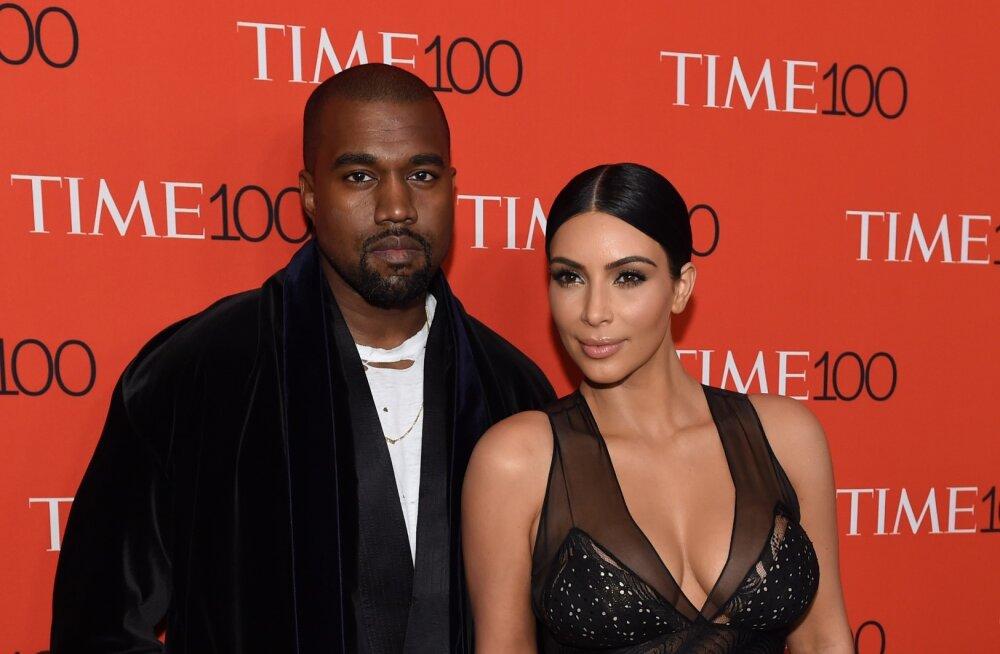 Kim Kardashianil on uue lapse sugu teada!