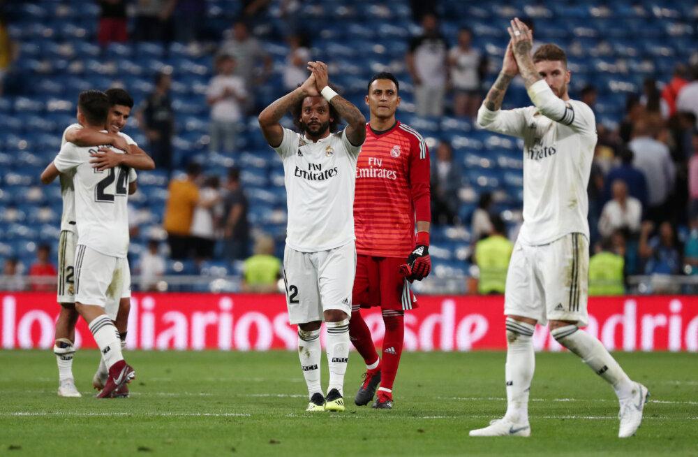 Pole Ronaldot, pole pealtvaatajaid: Madridi Real nägi viimase üheksa aasta kõige madalamat publikuarvu