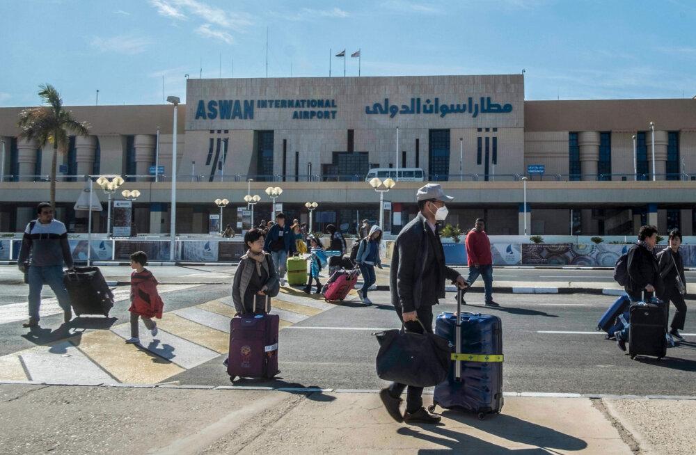 Туристы из Эстонии, пребывающие в Египте и на Тенерифе, которые еще не нашли вариант в экстренном порядке вернуться домой — СВЯЖИТЕСЬ НЕМЕДЛЕННО С ТУРБЮРО!