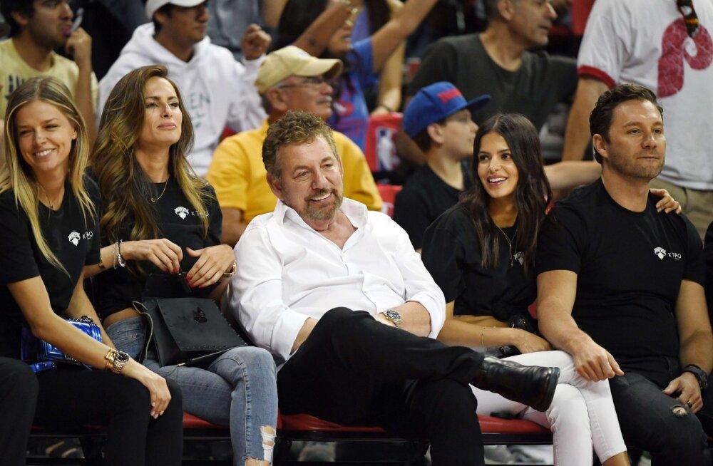 NBA klubi omanikul tuvastati koroonaviirus