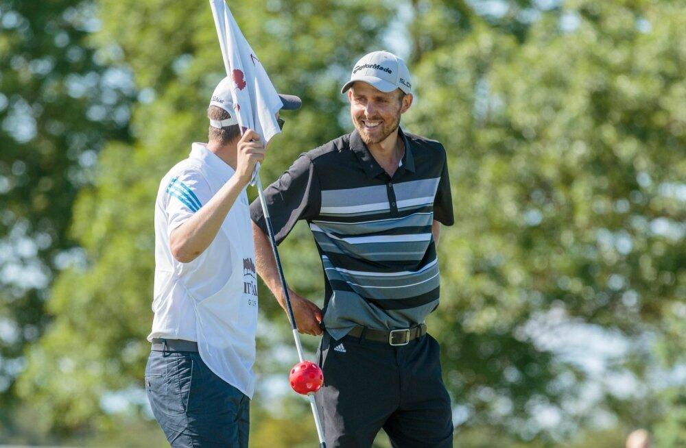 Niitvälja Karikas golfis 2015 pühapäev