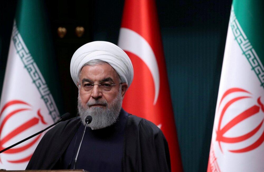 Iraan süüdistas rünnakus revolutsiooniliste kaardiväelaste vastu USA-d ja Iisraeli