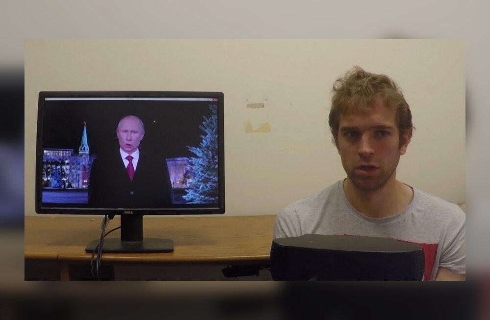 Libauudised telepildis – tarkvara paneb prominendid ekraanil rääkima mida iganes
