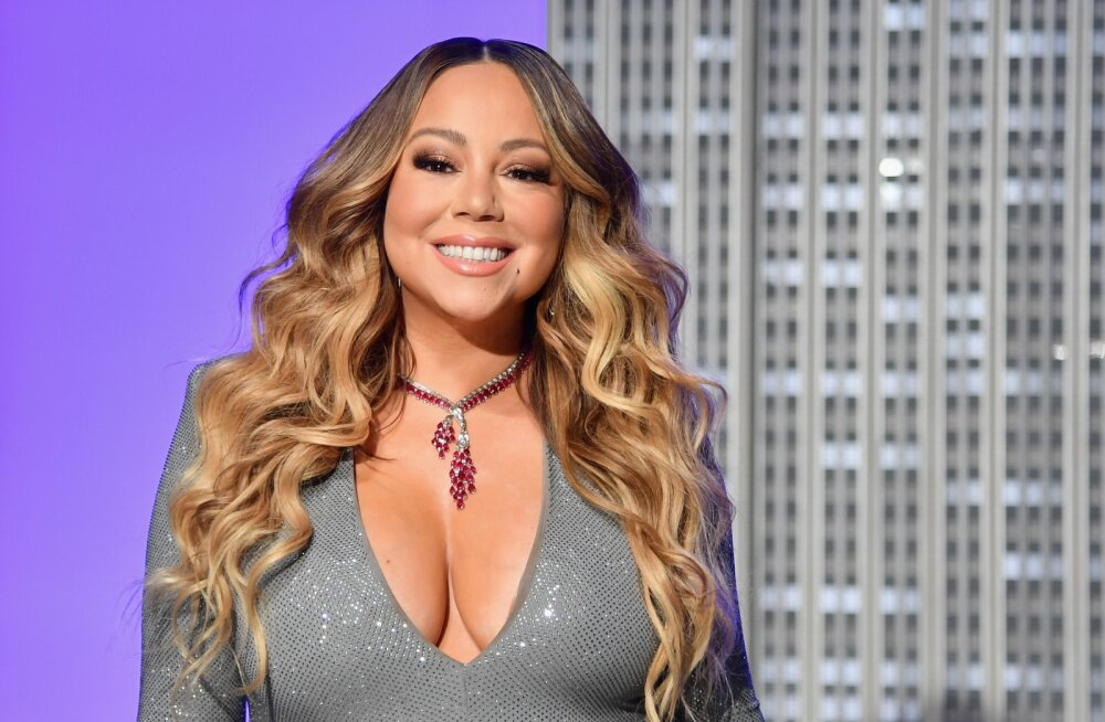 Mariah Carey sotsiaalmeediakonto langes armutute häkkerite küüsi: Eminemil on väike