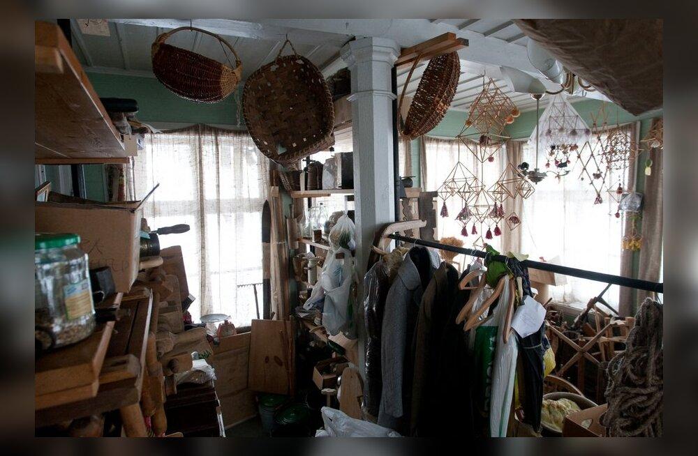 FOTOD: Eesti vabaõhumuuseum tegutseb kitsastes tingimustes