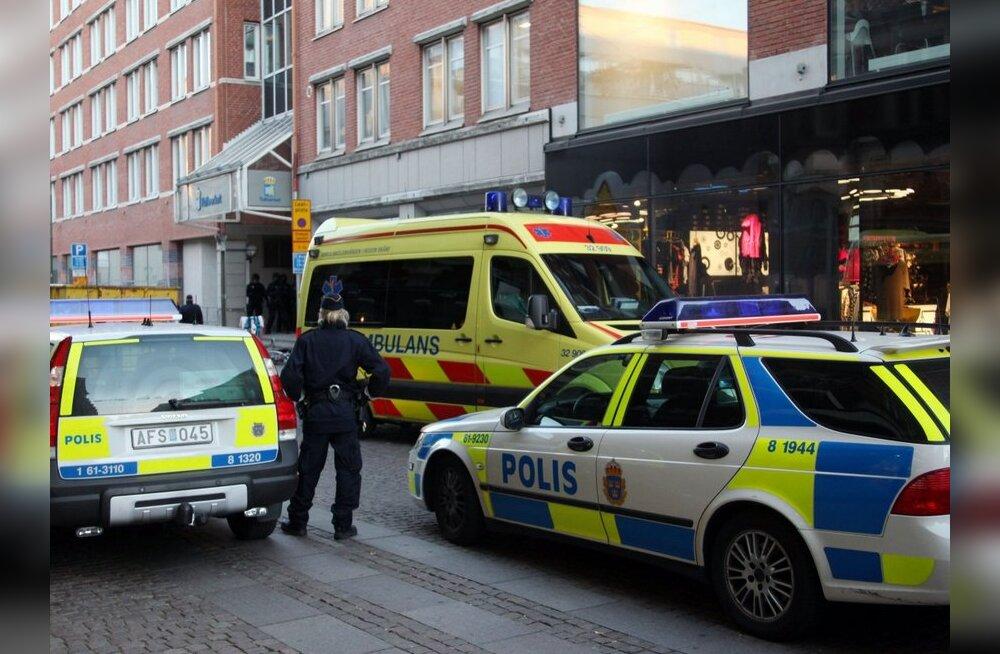 Populaarse Malmö restorani ees plahvatas öösel pomm
