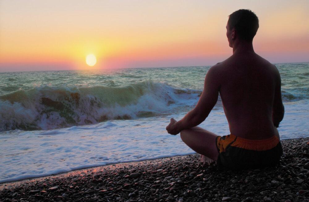 Novak Djokovic: võta endale aega mediteerimiseks, et sinu meel hakkaks paremini tööle