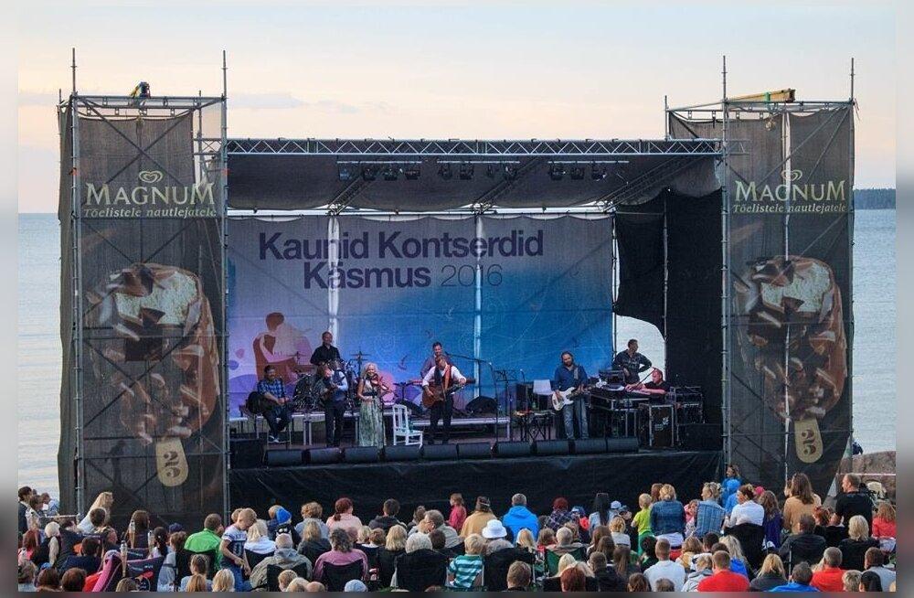 Tanel Padari ja sõprade kontsert Käsmus