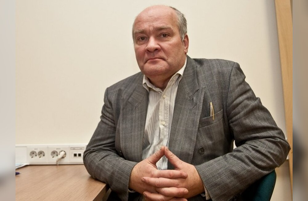 Andres Arrak: riigipensionide süsteem kukub varsti kokku