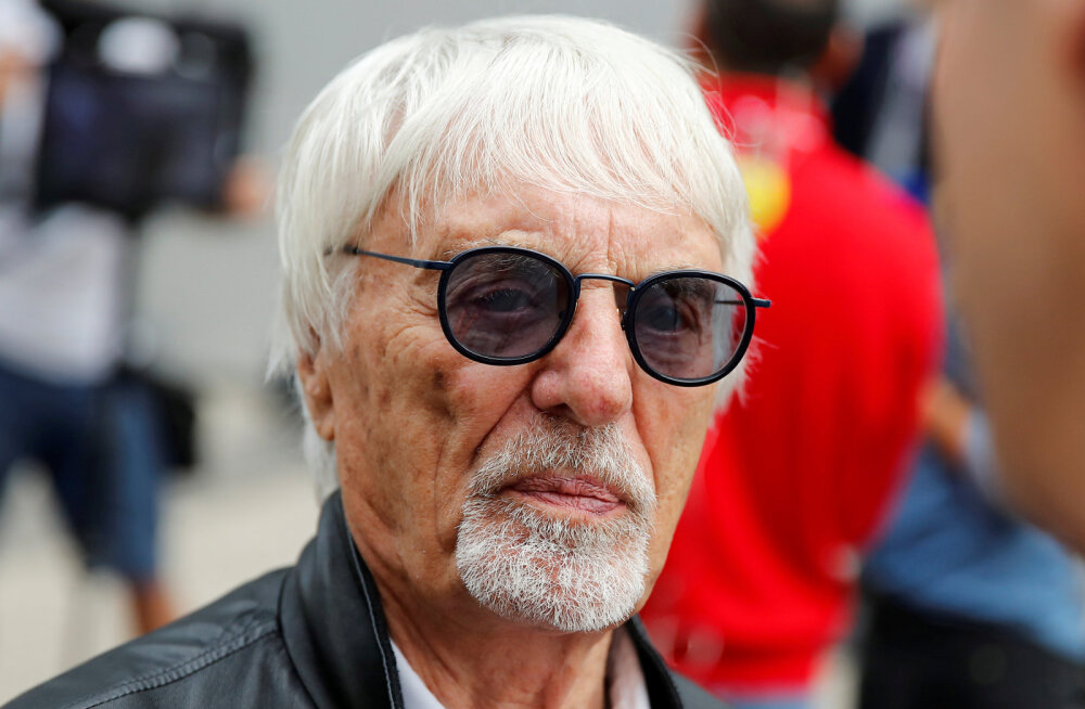 F1 vastas Bernie Ecclestone´i kommentaaridele