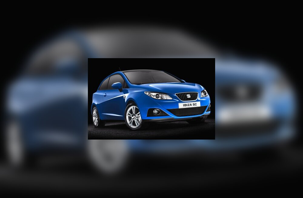 SeatI biza Sport Coupe